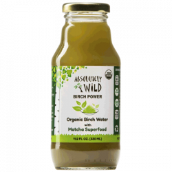 Absolutely Wild Birch Power Matcha 330ml