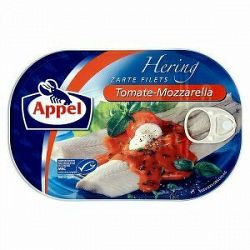Appel Filety sleďové s  mozzarelou 200 g