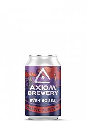 Axiom Brewery Pivo Evening Sea 24 ° P, Baltic Porter 330 ml