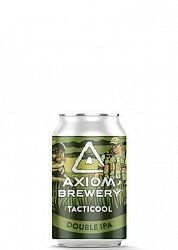 Axiom Brewery Pivo Tacticool 18 °, Double IPA 330 ml