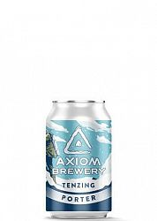 Axiom Brewery Pivo Tenzing 17 °, Porter 330 ml