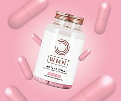 Bulk Powders WMN Active capsules 30 dávok