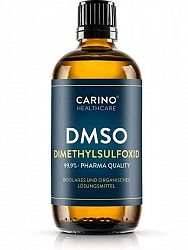 Carino Healthcare DMSO dimetylsulfoxid 99,9% 100ml