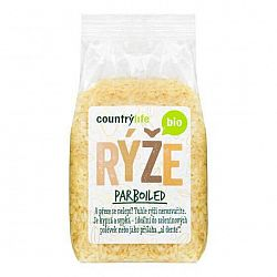 Country Life Ryža parboiled BIO 500 g