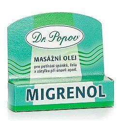 Dr. Popov Migrenol roll-on 6 ml