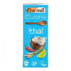Ecomil Kokosová alternatíva smotany Thai BIO 200 ml