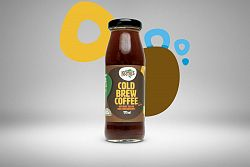 Koties Cold brew coffee BIO 175 ml