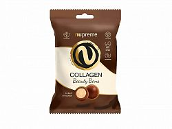 Nupreme Beauty Bons Collagen v tmavej čokoláde 80 g
