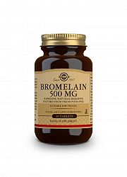 Solgar Bromelain 500mg 30 tabliet